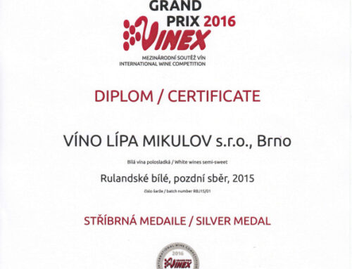 Vinex Grand Prix 2016