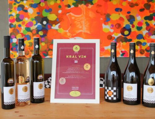Ocenění – Jarovín aKrál vín